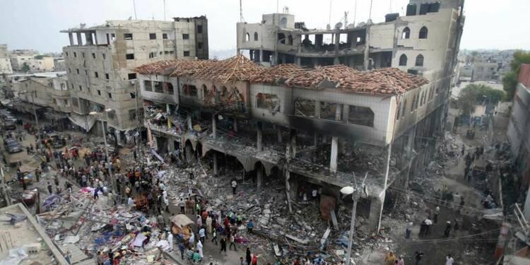 Benjamin Netanyahu lance un avertissement aux civils de Gaza