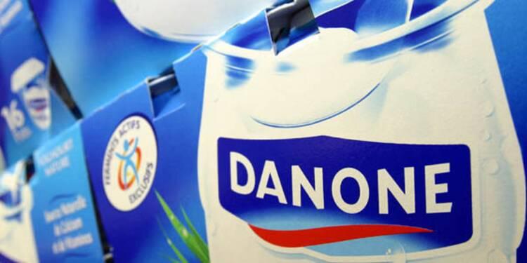 Frédéric René, DG de la R&D chez Danone : l'avenir du yaourt, c'est lui