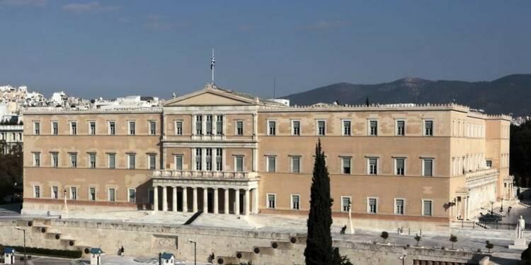 Nouveau tour de l'élection présidentielle au Parlement grec