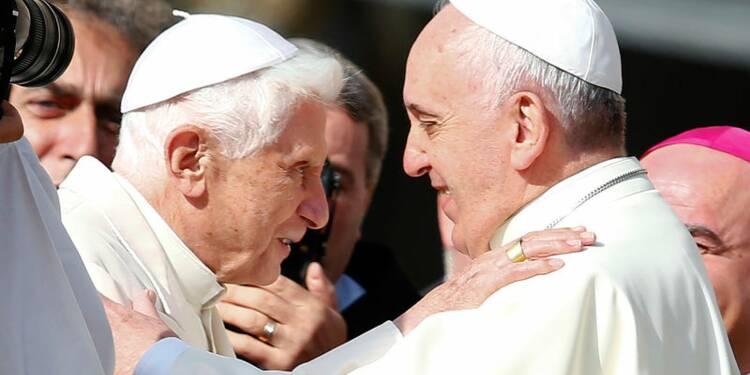 Deux papes à Rome pour la journée des personnes âgées