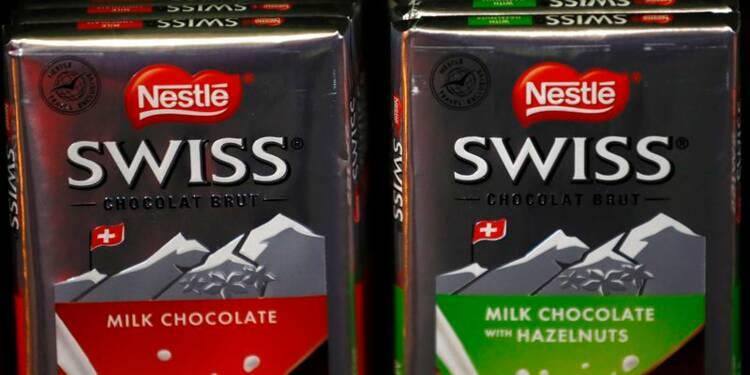 Nestlé voit sa croissance ralentir mais maintient le cap