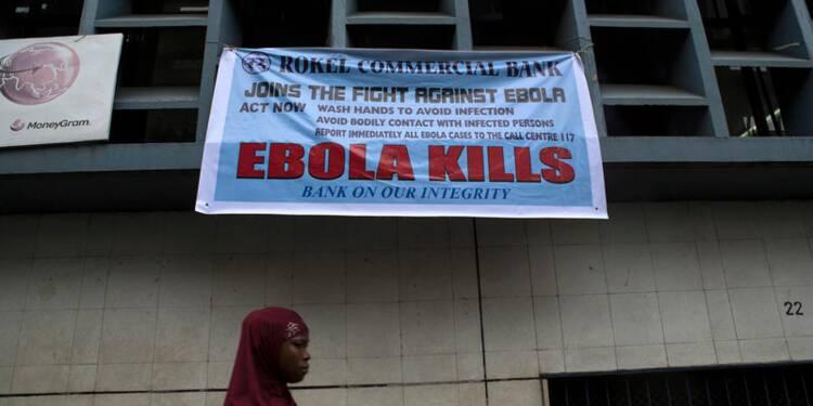 La fièvre Ebola a fait près de 3.000 morts depuis mars