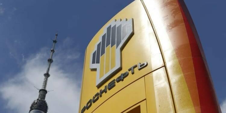 Moscou envisagerait une aide de 31,3 milliards d'euros à Rosneft