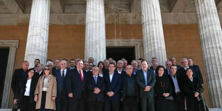 Athènes annule la privatisation de la compagnie de gaz DEPA