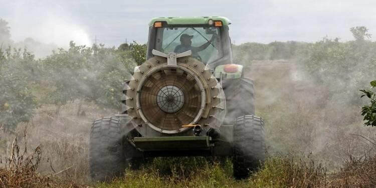 La France veut réduire de 50% l'usage des pesticides en dix ans