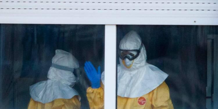 L'infirmière espagnole, affectée par Ebola, a vaincu la maladie