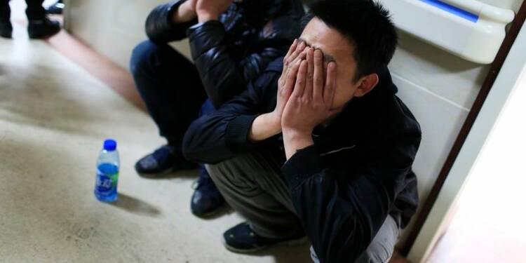 Une bousculade du Nouvel an à Shanghai fait au moins 35 morts