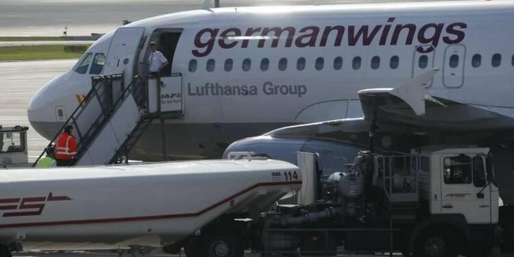 Grève jeudi chez Lufthansa concernant Germanwings
