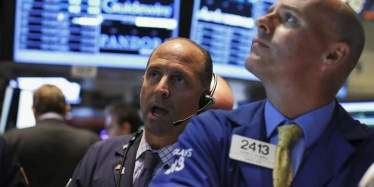Le S&P 500 franchit les 2.000 points pour la première fois
