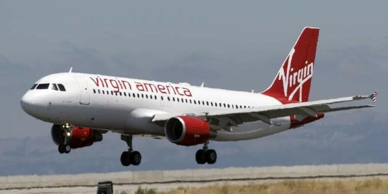 Virgin America veut se mettre en Bourse aux Etats-Unis