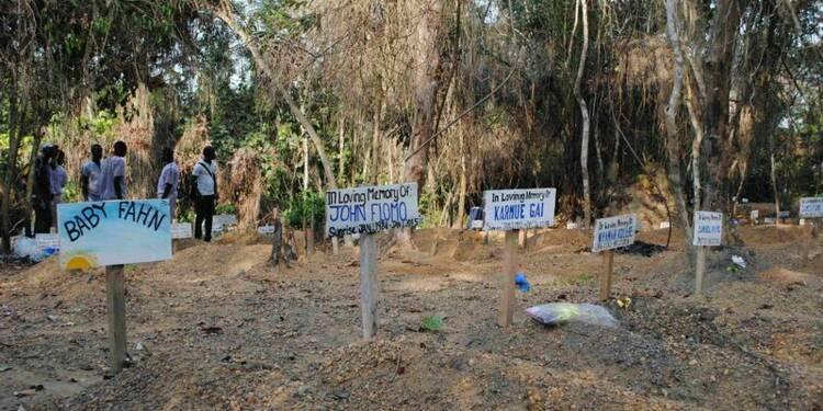 L'épidémie de fièvre Ebola a fait plus de 10.000 morts