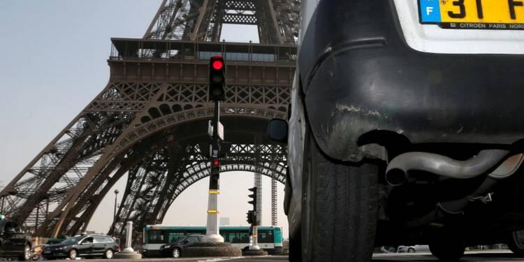 La maire de Paris déclare la guerre au diesel