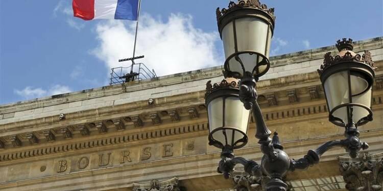 Hausse accrue des Bourses européennes après la BCE