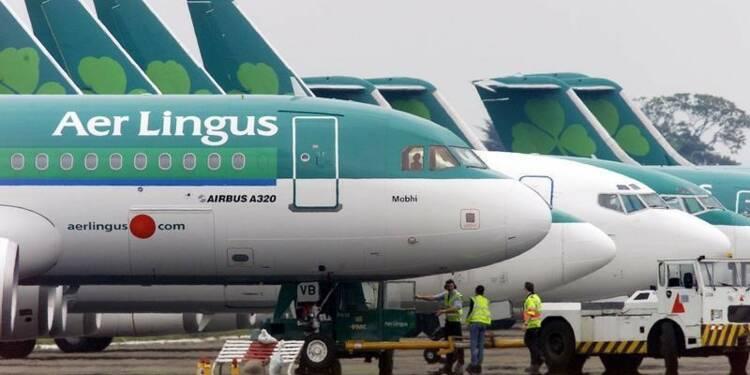 IAG aurait soumis une 3e offre d'achat à Aer Lingus