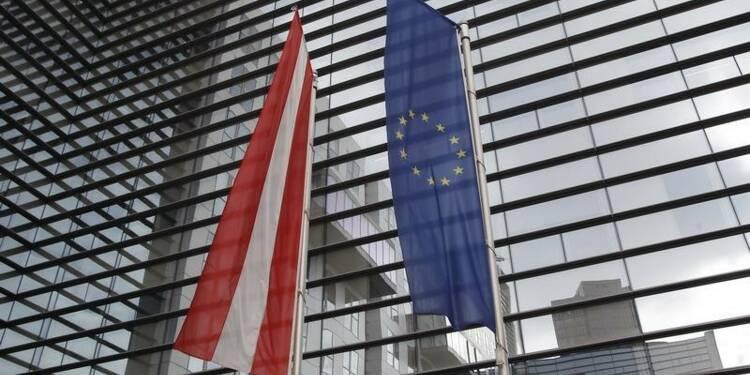 L'UE demande des explications à l'Autriche sur son budget