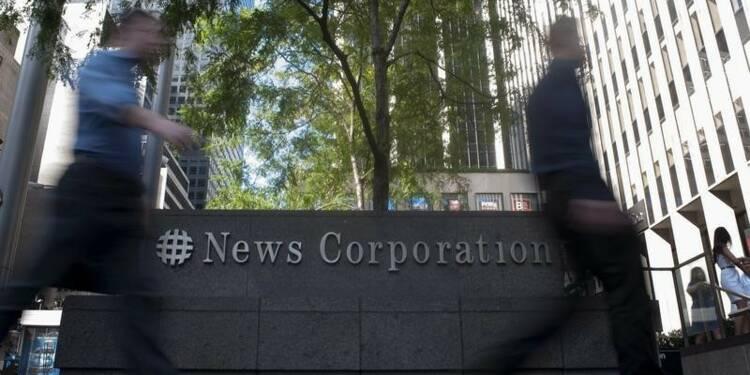 News Corp publie des résultats supérieurs aux attentes