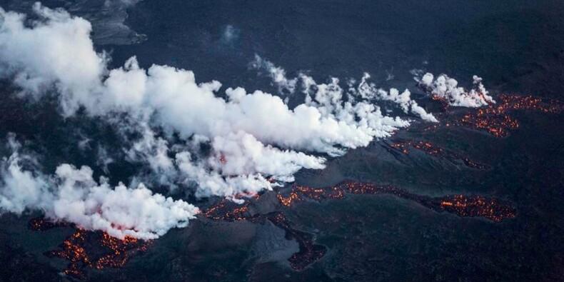 Niveau d'alerte abaissé pour les avions après l'éruption en Islande