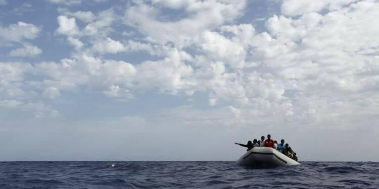 Près de 1.250 migrants secourus en Méditerranée en quatre jours