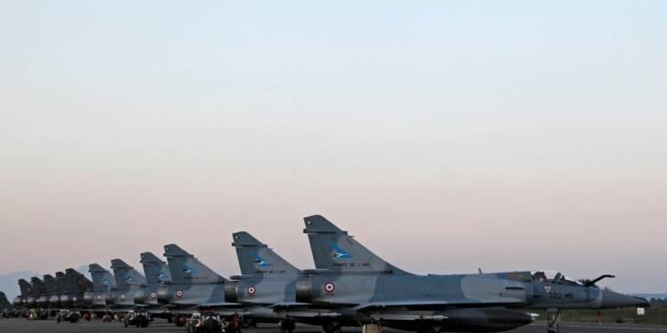 Paris déploie 6 Mirage en Jordanie contre l'Etat islamique