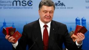 Le président ukrainien demande une aide militaire aux Alliés