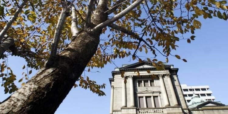 La Banque du Japon moins optimiste sur l'évolution de l'export