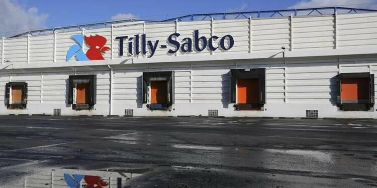 L'abattoir Tilly-Sabco en cessation de paiement