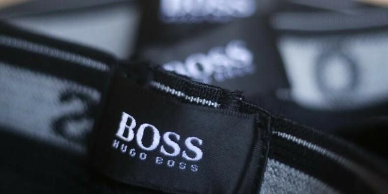 Hugo Boss réduit ses prévisions de résultats 2014
