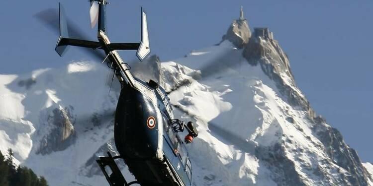 Les corps de six alpinistes retrouvés dans les Alpes