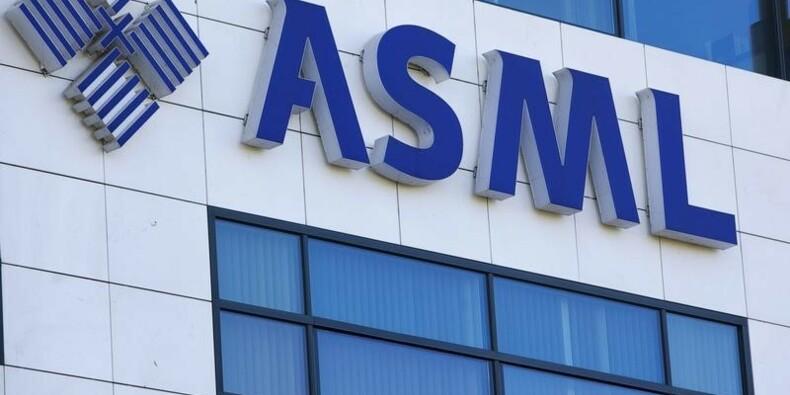 ASML bat nettement le consensus au 4e trimestre