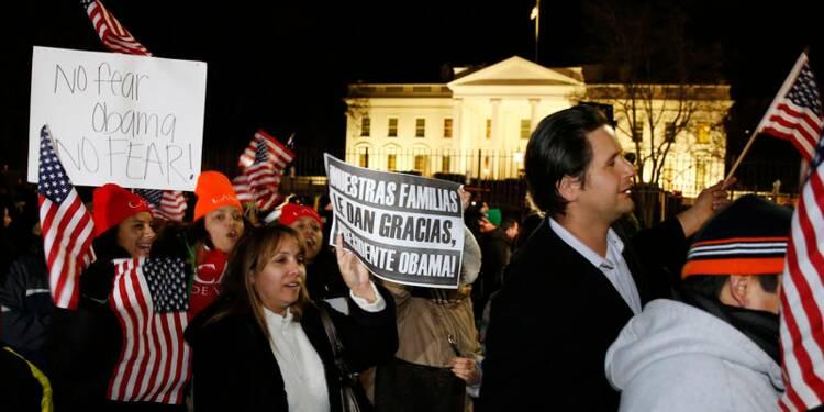 Barack Obama ambitieux sur l'immigration, les républicains furieux
