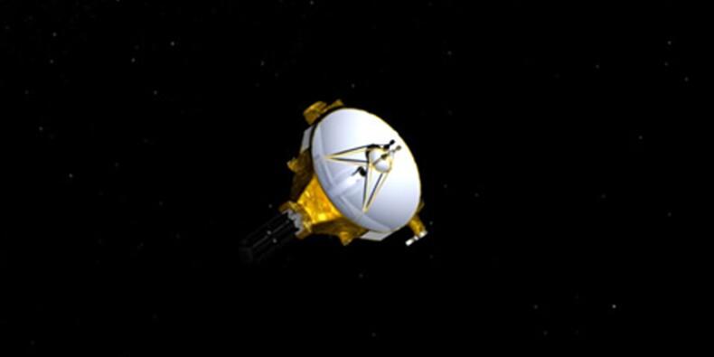 La sonde New Horizons de la Nasa en approche de Pluton