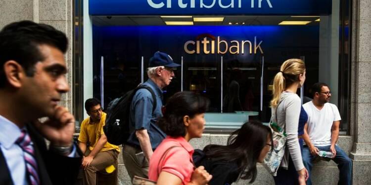 Citigroup fait mieux que prévu grâce à l'obligataire