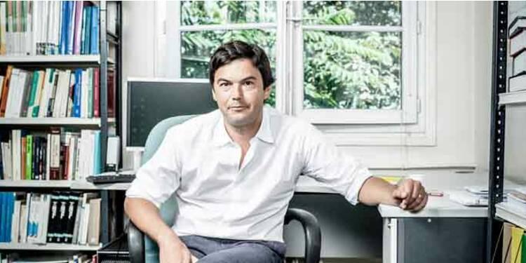 """""""Moi, j'aime le capital!"""", avoue l'économiste français Thomas Piketty"""