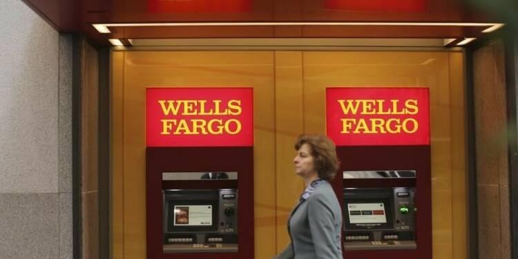 Hausse de 1,7% du bénéfice de Wells Fargo au 3e trimestre