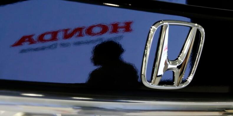 Hausse de 7% du bénéfice opérationnel de Honda au 2e trimestre