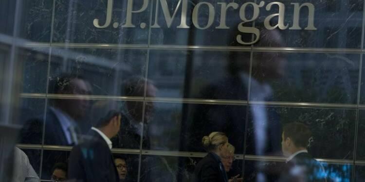 JPMorgan interrogé sur de présumées mauvaises pratiques