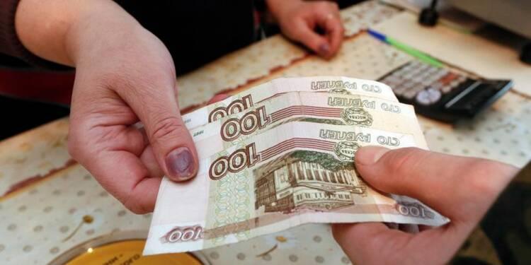 Moscou présente un plan anticrise de 31 milliards d'euros