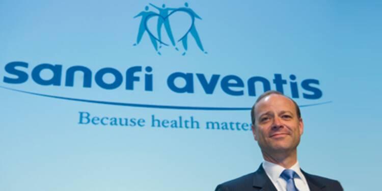 Sanofi-Aventis annonce une acquisition de 1,9 milliard de dollars aux Etats-Unis