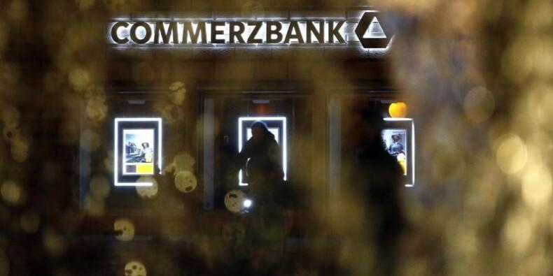 Commerzbank visée par une enquête sur des comptes au Luxembourg
