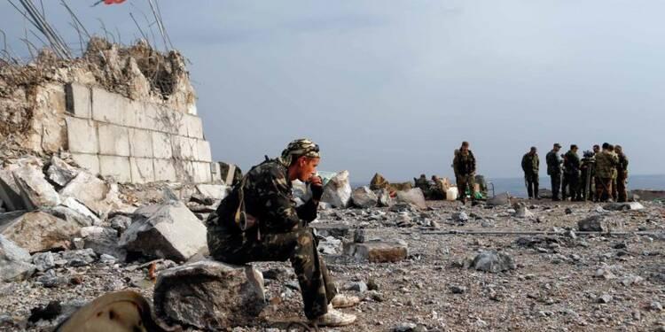 Possible corridor pour des soldats ukrainiens encerclés