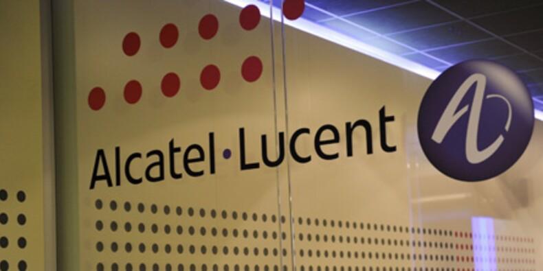 Les marchés sanctionnent lourdement les résultats d'Alcatel-Lucent