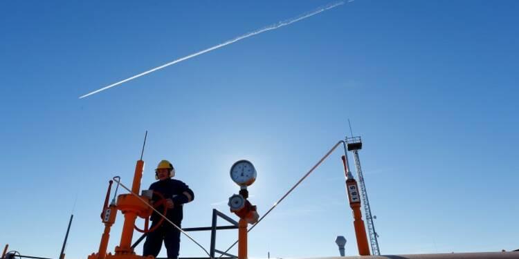 La douceur météo de 2014 a réduit la demande en gaz naturel
