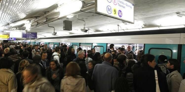 Appel à la grève CGT mardi à la SNCF et à la RATP