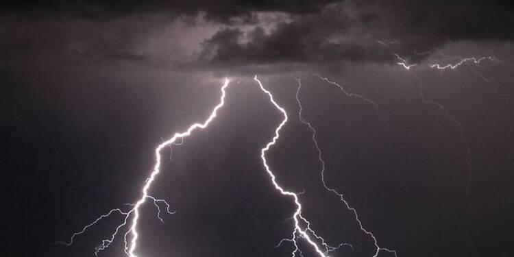 Le Gard à nouveau touché par de violents orages
