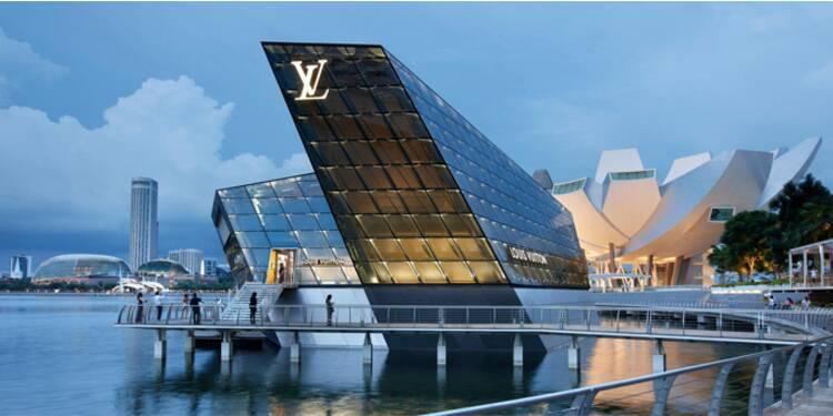 LVMH salué en Bourse après l'accord avec Hermès, qui chute de son côté
