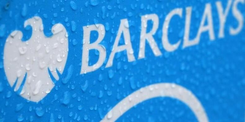 Bénéfice de Barclays en recul, la banque d'investissement pèse