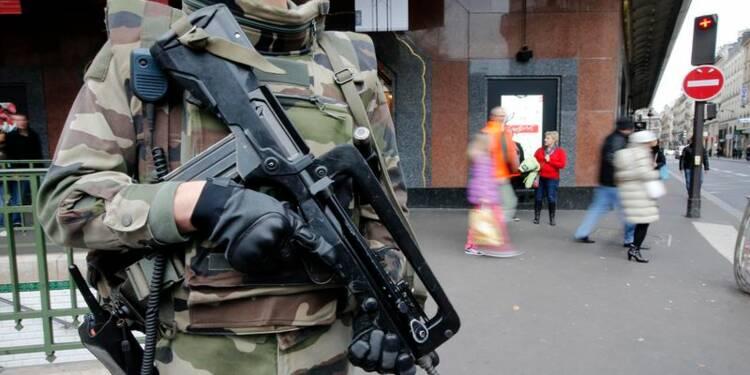 Dispositif exceptionnel pour la marche républicaine à Paris