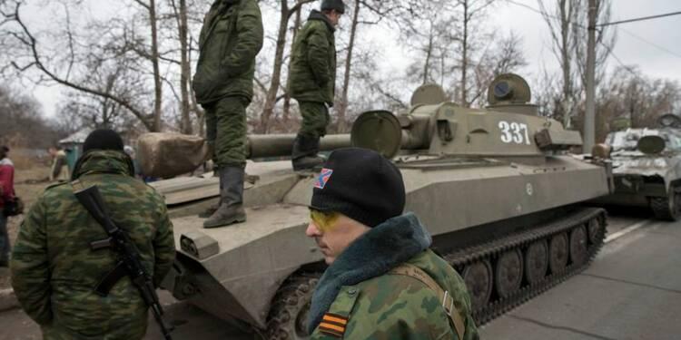 L'Ukraine accuse les séparatistes de chercher à tromper l'OSCE