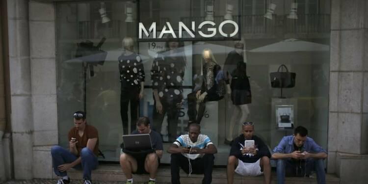 Mango a réduit son objectif de CA à cause des nouvelles lignes