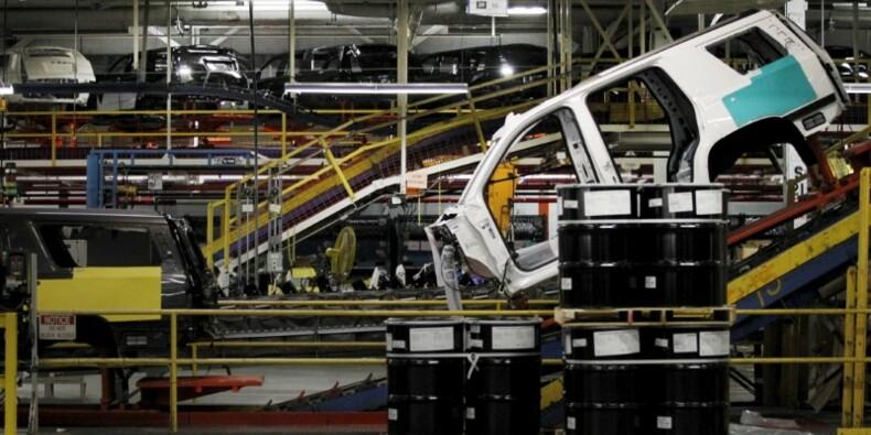 Le marché automobile chinois à un creux de 20 mois en avril